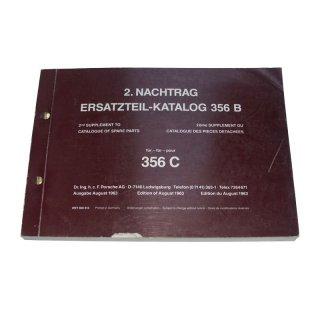 literatur sandelplan 356 ersatzteile porsche 356. Black Bedroom Furniture Sets. Home Design Ideas