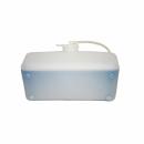 Wasserbehälter mit Deckel und Stutzen 356B T6 356C
