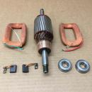 Umbausatz Lichtmaschine auf 12V 356A 356B 356C 912