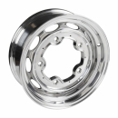 Aluminum wheel 5.5x15 polished 356A 356B