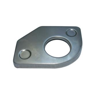Reinforcement plate heater tube 356A B T5
