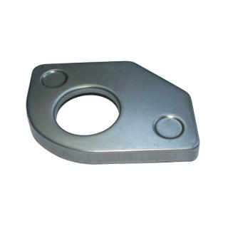 Reinforcement plate heater tube 356B T5