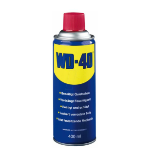 WD 40 spray can 400ml